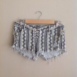 Billabong size 26 shorts